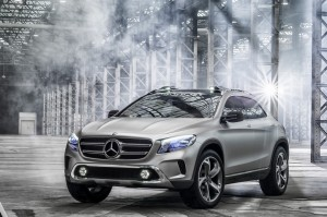 Mercedes Benz GLA 45 AMG available from Cocoon Vehicles