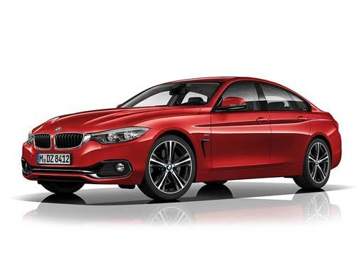 BMW 4 Series Gran Coupe 420i M Sport 5dr Automatic [LC]