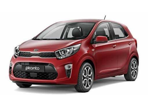Kia Picanto Hatchback 1.0 or 1.25 5dr Manual [CVC]