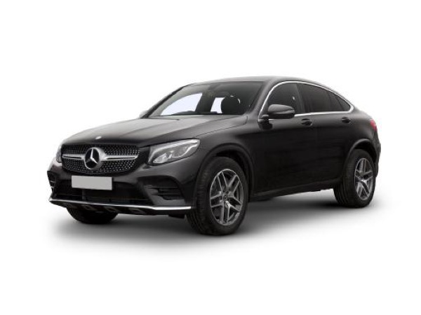 Mercedes-Benz GLC Coupe GLC 250 4Matic AMG Line 5dr Automatic [GL]