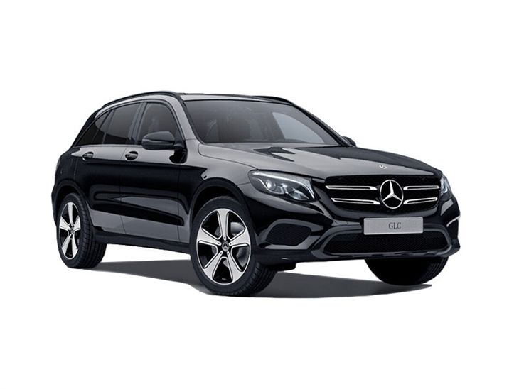 Mercedes-Benz GLC Estate GLC 220d 4Matic AMG Line 5dr Automatic [MD]