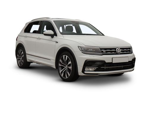 Volkswagen Tiguan Estate 2.0 TDI 150 Match 4Motion 5dr Manual [LC]